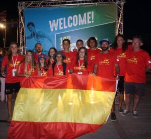 Campetonato de Europa de Wakeboard 2016 Julia Castro